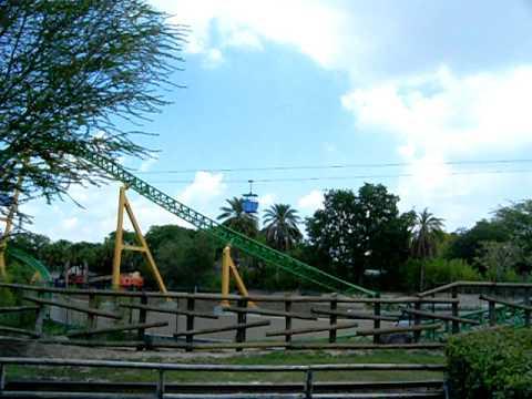 Busch Gardens Tampa Skyride Testing Youtube