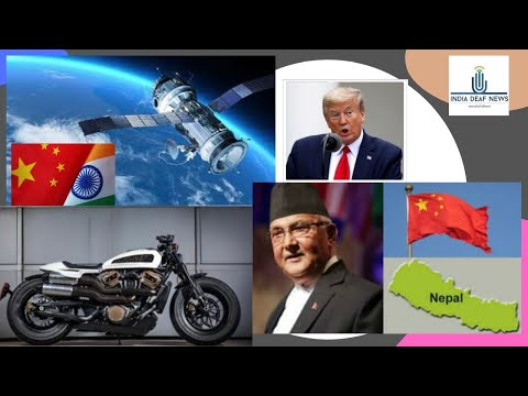 India News -25th Sept: we'd love to help: Trump on India-China border row/China's attack India Space