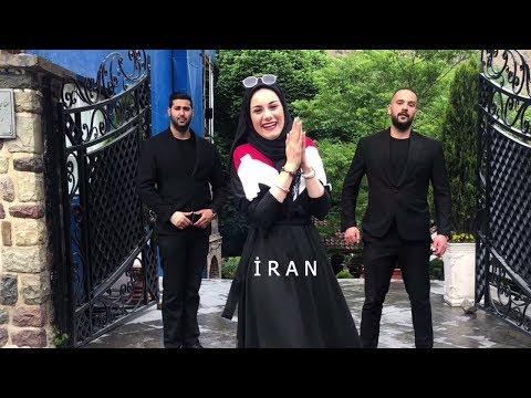 İran'da KORUMALARLA Gezdim! 😎   Vlog 🇮🇷