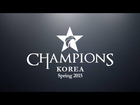 LCK Spring Playoffs - Round 2