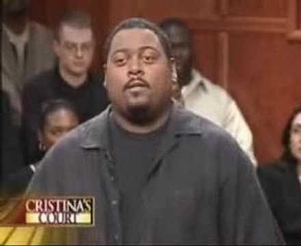 (BET) Shawn Harris on Cristinas Court part #3