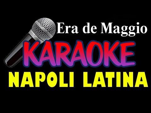 ERA DE MAGGIO (Costa - Di Giacomo) Karaoke Fair Use