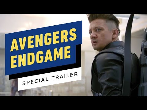 Avengers: Endgame - Marvel Cinematic Universe Trailer