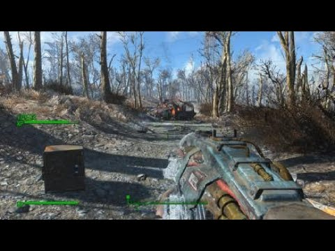 Fallout 4 PS4 MODS - FRESH START (delirious sanity's creation)