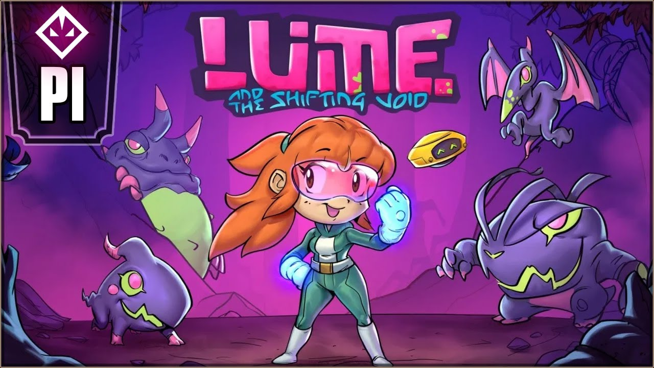 Lume and the Shifting Void - COLORIDO Y PROMETEDOR PLATAFORMA ESPACIAL • Only Indies