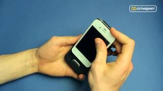 Видео обзор чехла-аккумулятора Energizer AP1201 для iPhone 4 от Сотмаркета