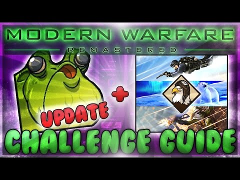 MWR Challenge Guides - Counter-MVP UPDATE + Airborne, Collateral Damage