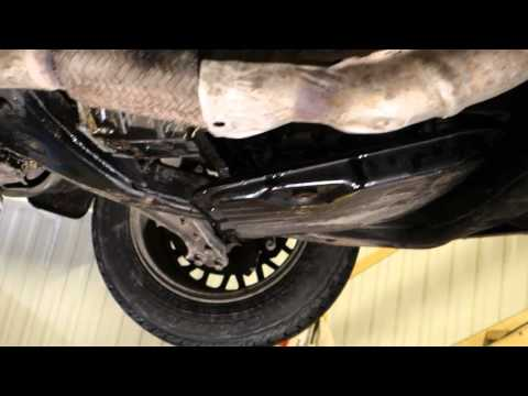How works automatic transmission  cleaner magnets in Toyota Camry
