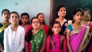 Man Ki Veena Se (SVPM SCHOOL KALWA)