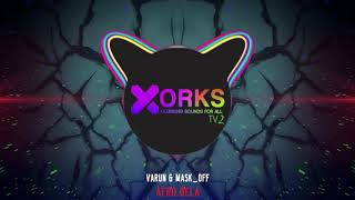 VARUN & MASK_OFF - AFRO BELA