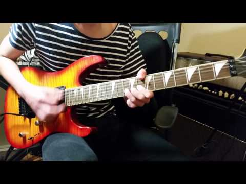 Steve Vai-The Crying Machine (Cover by Adrian Brown)
