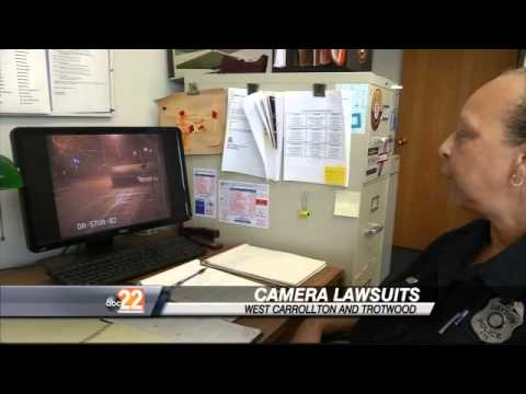 Lawsuits Filed Against West Carrollton and Trotwood to Ban Red Light Cameras