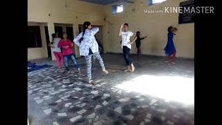 Mahila Vishwa Samaj Malakhera song Pallo Latke dance video choreographer love Gupta Video