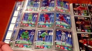 PANINI CHAMPIONS LEAGUE 2013/14: KOMPLETNY ALBUM + 40 LIMITED EDITION