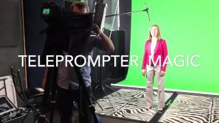 'Success Training' - Corporate video production (behind the scenes)