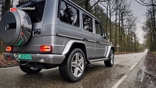 Mercedes-Benz G65 AMG review