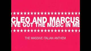 Cleo and Marcus - Ive Got The Music In Me (Pyramix)
