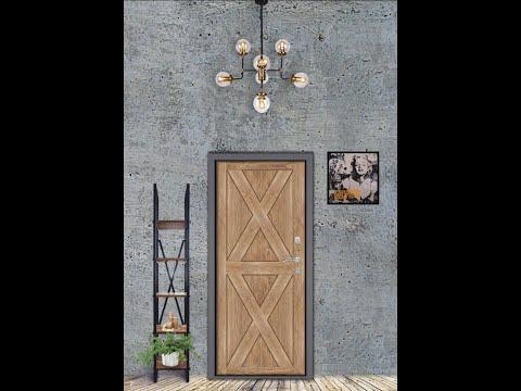 Двери входные и межкомнатные Synergy. Презентация