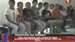Sultanate of Sulu, Nanindigan malayo sa higit kumulang 60 ang mga namatay nilang sundalo