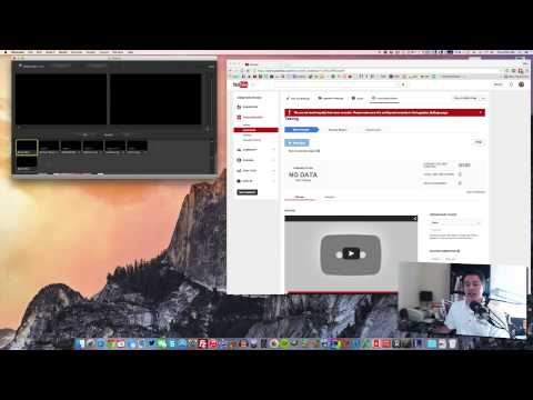 How To Live Stream To YouTube - With Wirecast