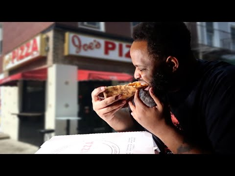 Joe's Pizza | BEST PIZZA IN NYC?