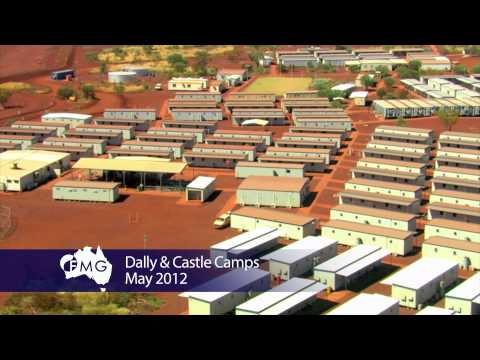 Fortescue Metals Group (FMG) Solomon Project - May 2012