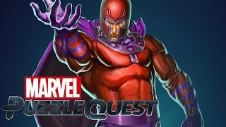 Marvel Puzzle Quest : First Impressions