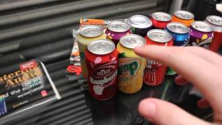 Most Cans Opened in 3 Seconds thumbnail