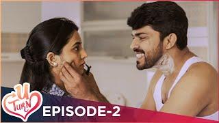 U TURN - Ep 02 - बिना रेझरची तासली - New Marathi Web Series ft. Sayali Sanjeev & Omprakash Shinde