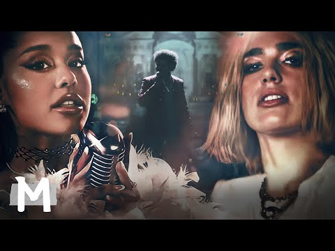 The Weeknd, Ariana Grande, Dua Lipa – Save Your Tears (Remix Video)