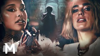 Download The Weeknd, Ariana Grande, Dua Lipa - Save Your Tears (Remix Video)