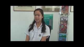 Elin Chan - HKYWA 2014 Winner Non-fiction Group 3 gives creative tips.