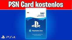 🎁 PSN Card kostenlos bekommen! (Gratis Gutscheincode erhalten und PSN Guthaben aufladen)