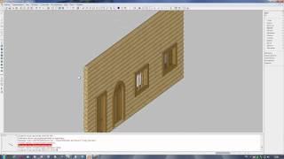 видео О программе К3-Коттедж. Программа проектирования деревянных домов. Сайт разработчика (831) 413-69-43, 465-77-52. КЗ-Коттедж