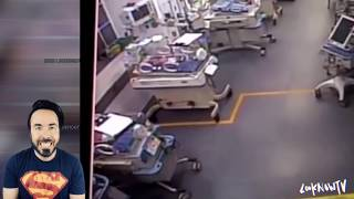 11 Paranormal CCTV Camera Evidence That Puzzled Experts!