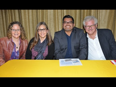 'East LA Interchange' Panel Discussion in Boyle Heights
