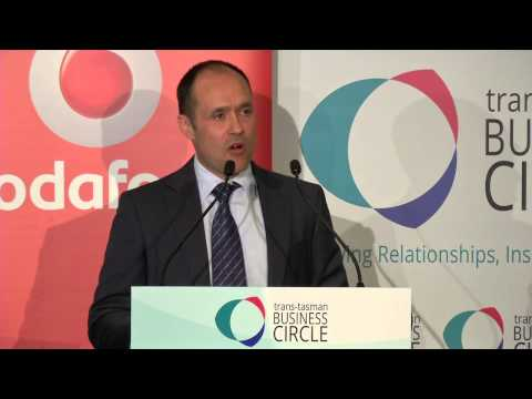 Inaki Berroeta, Chief Executive Officer, Vodafone
