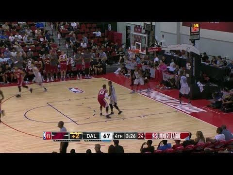 Okaro White scores 17 against Mavs in Las Vegas