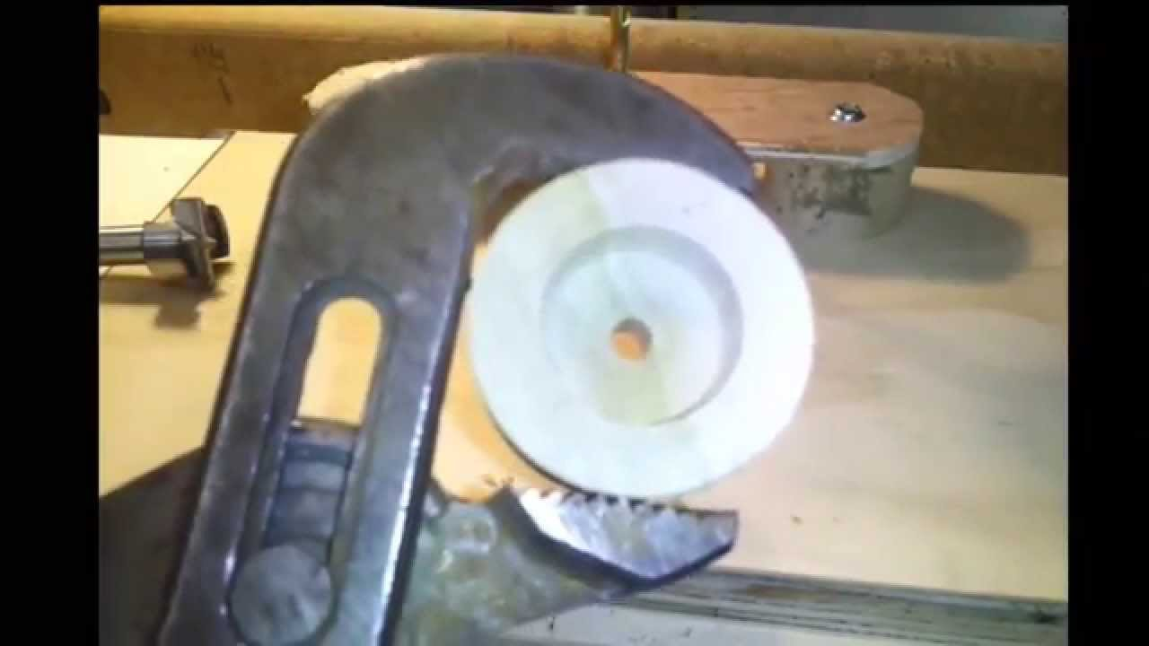 How to make a wooden wheel (Part 2) TechEd Speedster - YouTube