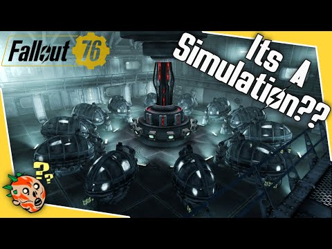 Fallout 76 Is A Simulation??  