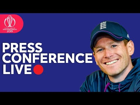 Post Match Press Conference England vs Afghanistan | ICC Cricket World Cup 2019