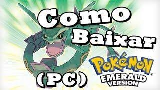 Como baixar Pokemon Emerald para PC