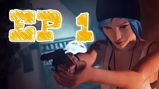 LIFE IS STRANGE  (by square enix ) Android Gameplay EP 1
