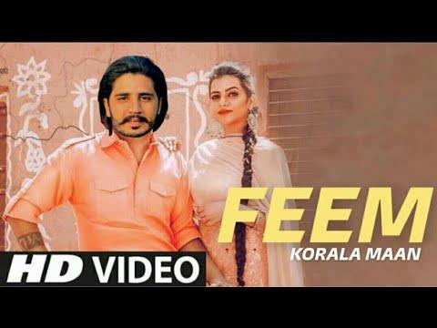 Download Feem Korala Maan (Official Video)   Munda Maana Da   Latest Punjabi Songs   New Punjabi Song 2021