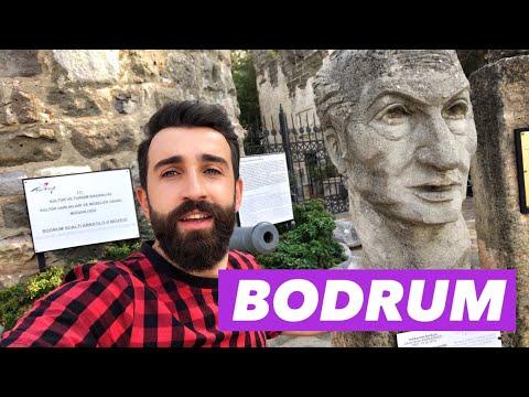 Bodrum Gezilecek Yerler, Bodrum Gezisi Travel Vlog | Bahadır Geziyor