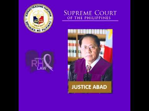 RH Law: August 27, 2013 Oral Arguments, Supreme Court of the Philippines