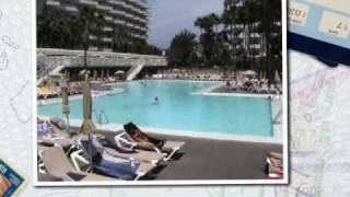 Riu Waikiki Hotel, Playa del Ingles, Gran Canaria, Real Holiday Reports.wmv