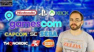 Gamescom Is Looking Big, Here's When Everything Is Happening (Nintendo, Microsoft, Opening Night)