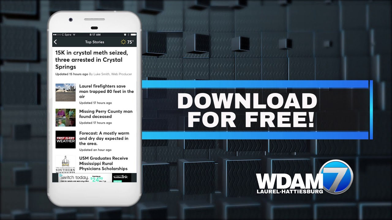 WDAM FIRST ALERT WEATHER APP - Download WTOL First Alert