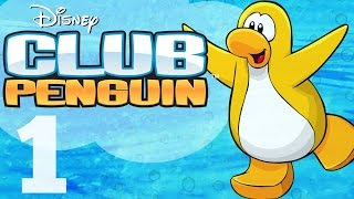 Club Penguin : Let's play - Kitty Cat Pu...